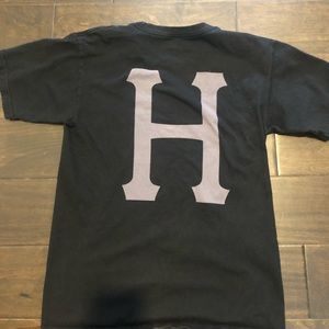 Huf classic H t shirt